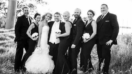 Salt Studios was voted the best wedding photographer in Toowoomba.