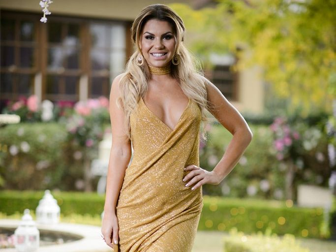 The Bachelor Australia contestant Kirralee 'Kiki' Morris.