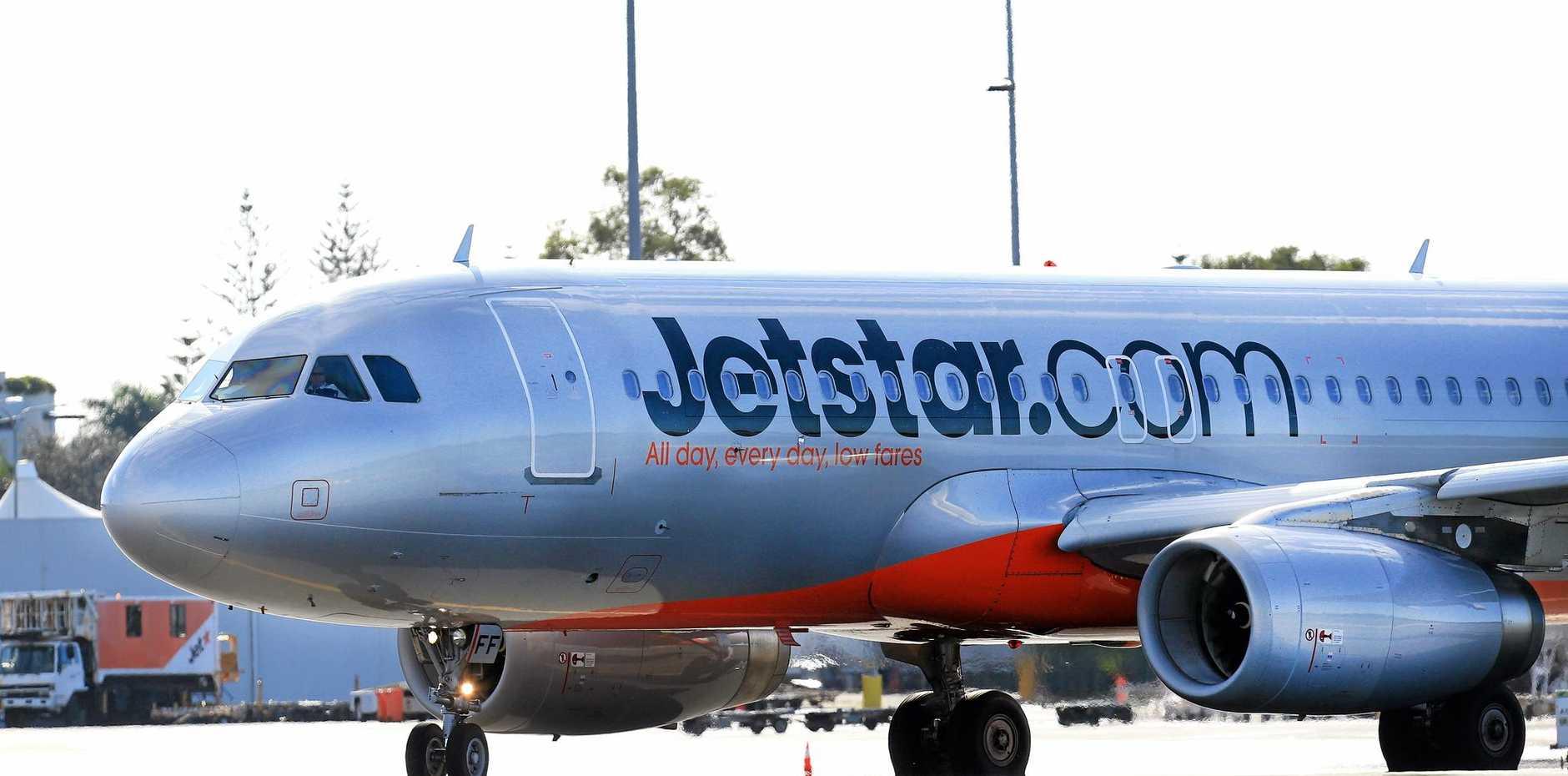 MALFUNCTION: Passengers wait three days for bags on Jetstar flight.