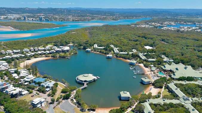 Novotel Twin Waters Resort is on the market.