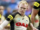 NO COMPLAINTS: Peter Wallace of the Panthers has found a new lease on life as a hooker.