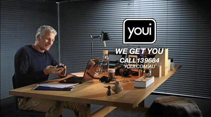 Youi advertising.