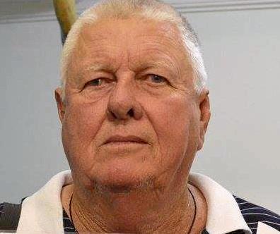 Former Mackay coal miner Steve Bulloch.