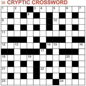 Cryptic Crosswords Top Clues To Solving Them Observer