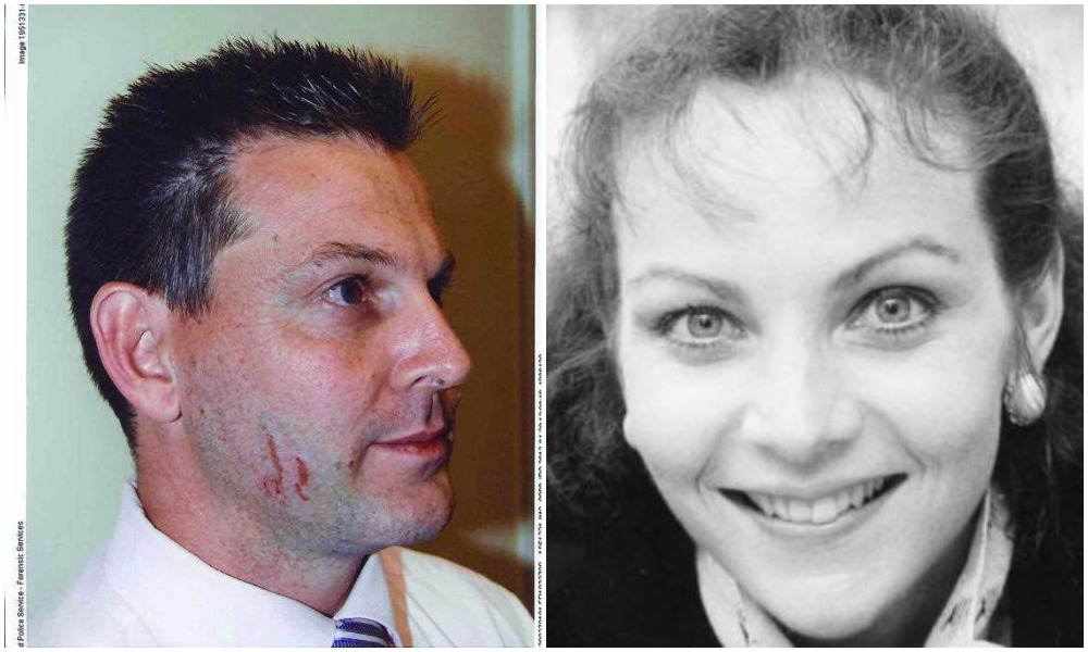 Gerard Baden-Clay, who killed his wife Allison in 2012 but has never admitted the crime, was in Wolston Correctional Centre's metal workshop when he cracked, Seven News reports.
