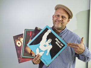 Vinyl up for grabs