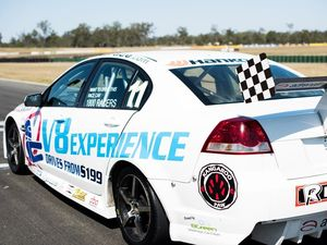 V8 experience to make Father's Day a memorable one