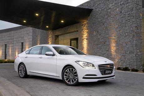 Hyundai will launch its Genesis luxury sub brand during 2017.
