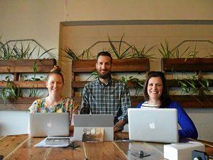 Start me up! Co-working hub coming to Bundaberg