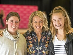 Lorna spreads message of active living in Toowoomba