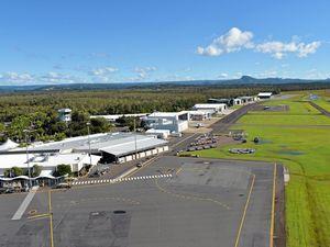Toxic foam used at Sunshine Coast Airport