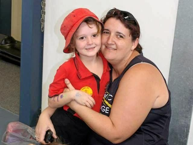Boyne Island woman and mother has lost 20kg since February.