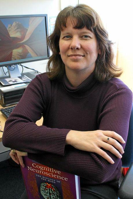 USC Lecturer in Psychology Dr Rachael Sharman.