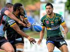 HIGH HOPES: Ipswich Jets newcomer Josh Damen is chasing his first grand final appearance with his new club this weekend.