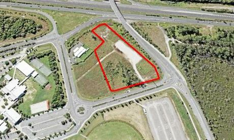 PLANS: There is a development application in for a new service station and fast food outlets on Sippy Downs Dr.