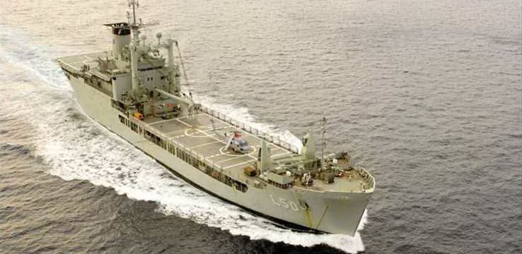 RULED OUT: Council won't seek to have HMAS Tobruk sunk in the Gladstone region.