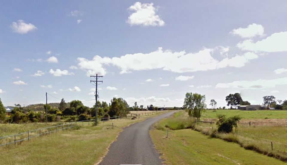 A still image of Janay Rd in Kabra, Central Queensland