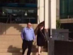 Bianca Hope Yule leaves Rockhampton Magistrates Court