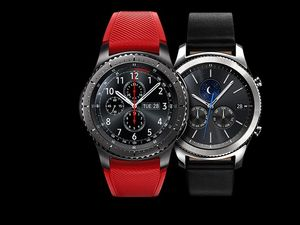 Samsung Gear S3 evolves into smarter, tougher timepiece