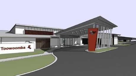 Palm Lake Resort Toowoomba expansion plans.
