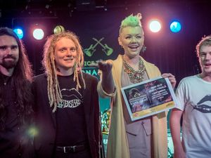 Lismore band's big win: News hasn't sunk in yet for Ladyslug