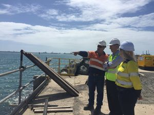 Hay Point port $2.5 million upgrade to create 25 jobs