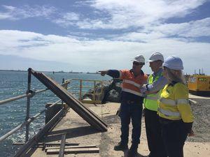 Hay Point port $2.5 million upgrade to create 25 jobs