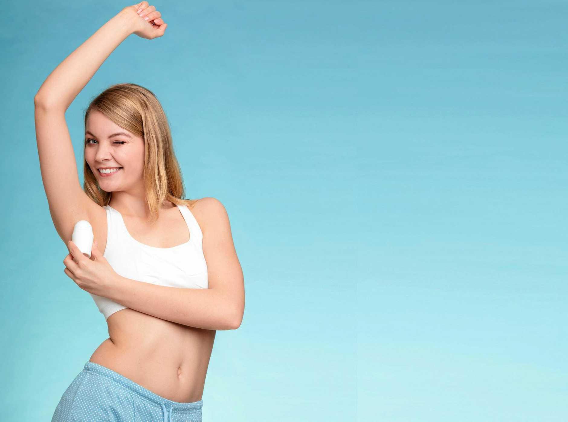 Make your armpits happy the natural way.
