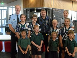 St Luke's adopts new cops after 15 years