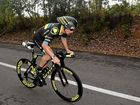 SHOULD SUIT: Luke McKenzie is likely to relish the bike leg at the Ironman 70.3 World Championship.