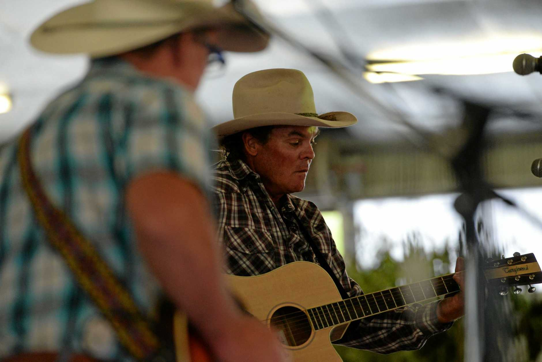 FATHER'S DAY: Take dad to tomorrow's Bundaberg Country Music Club is holding an open social day.