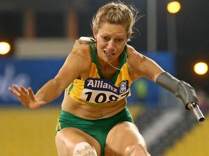 Carlee Beattie wins her second medal at the Paralympics