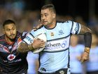 Andrew Fifita of the Sharks.