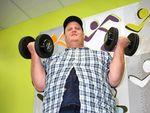Big Ted's big task - lose 100kg