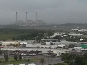 BOM: Thunderstorm could hit Gladstone as rain pours