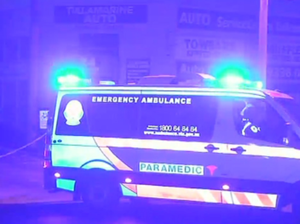 Man killed by police in Melbourne.