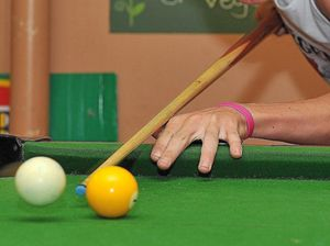 Neighbour hits elderly man with pool cue, bites woman