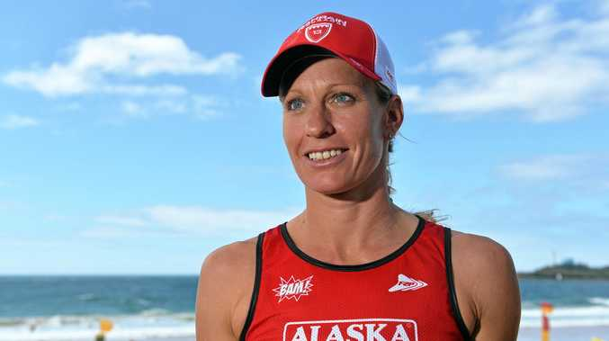 CONTENDER: Sunshine Coast's Caroline Steffen will have a wave of support in the Ironman 70.3 World Championship.