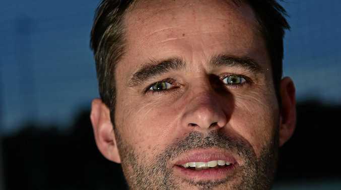 Head coach of Maroochydore Roos, Brett Maloney. Photo: Iain Curry / Sunshine Coast Daily