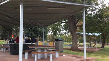 Council is spending $12 million to upgrade the park. The latest upgrades are part of stage two.