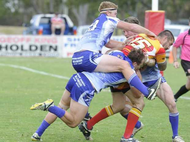The Grafton Ghosts will travel to Coffs Harbour to play in the opening round of the Group 2 season which has been fixtured to be played on the weekend of April 7 and 8.