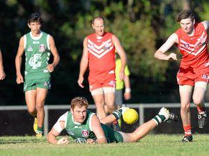 Mudcrabs trounced in first-half blitz