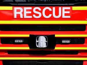 Firefighters contain South Burnett bush fire