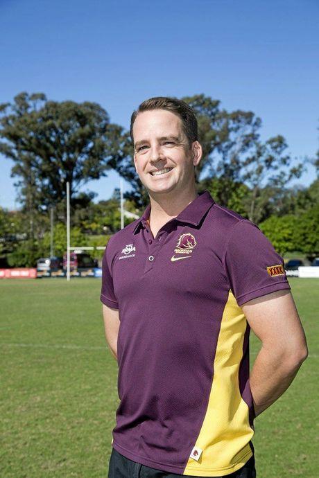 'Alumnus of the Year, Regional Achievement' co-winner Scott Barker