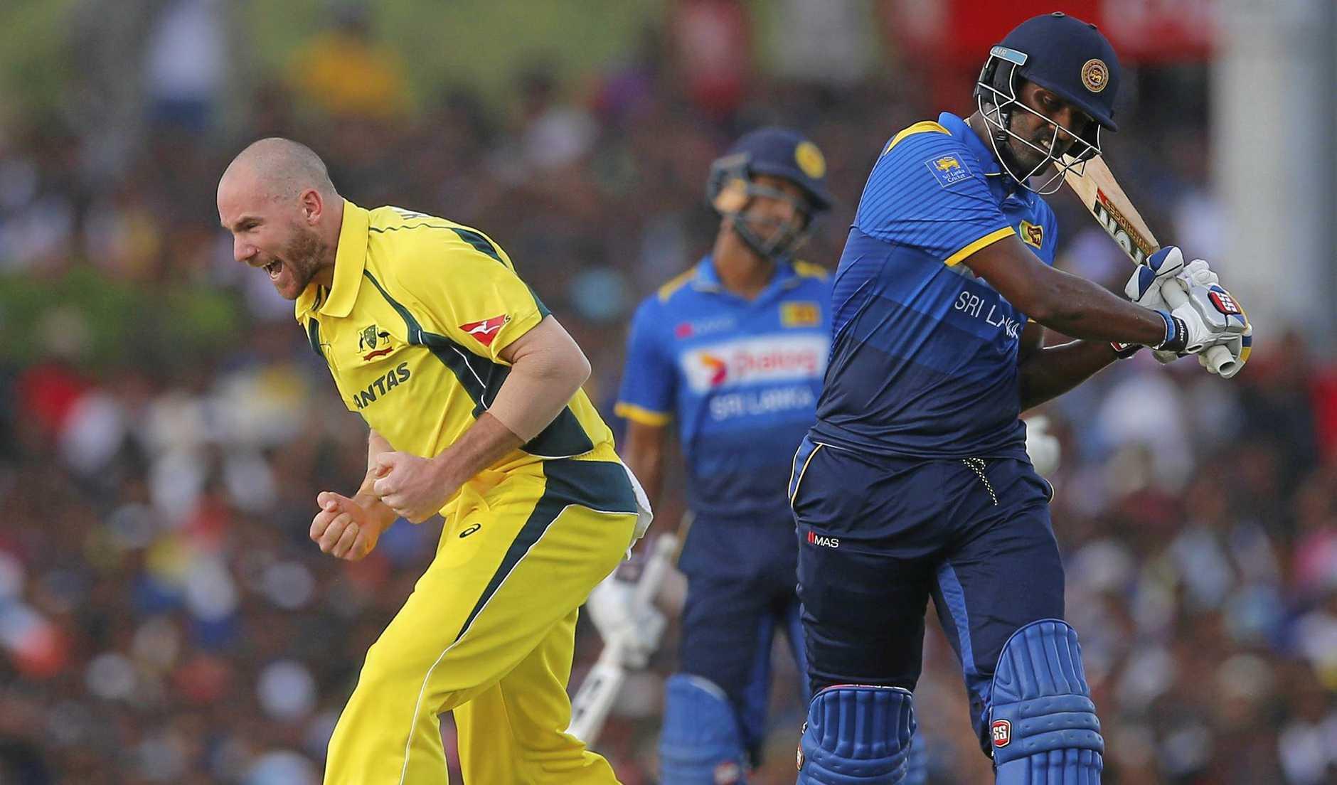 John Hastings has been in good form for Australia in the last two ODIs in Sri Lanka.