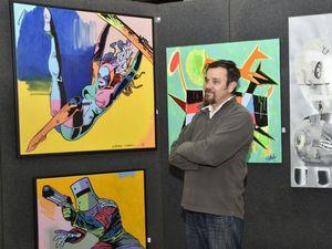 Downlands Art Show offers eclectic range