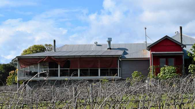 Flame Hill Vineyard and Restaurant.