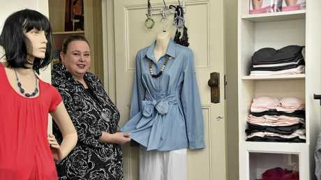 EXPANDING BUSINESS: Little Miracles Maternity Wear owner Kerri Brennan now has her own shop at 131 Mary St.