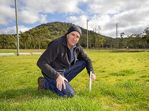 Overgrown fields put sports at risk