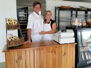 Hungry? Check out this new bakery opening today